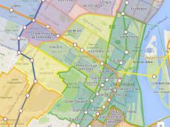 Plan Arrondissement Montreal